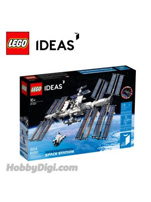 [May 2020 Arrival] LEGO Ideas 21321: International Space Station