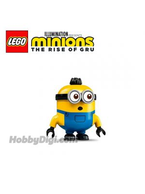 LEGO Loose Minifigure Minions : Otto with surprised face
