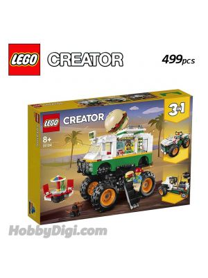 LEGO Creator 31104: Burger Monster Truck