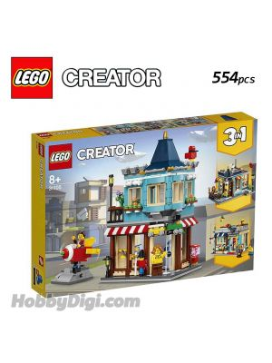 LEGO Creator 31105: Toy Shop Town House