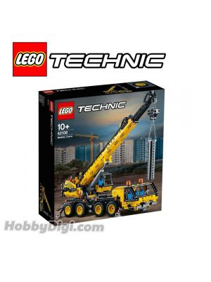 LEGO Technic 42108: Mobile Crane