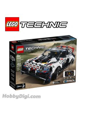 LEGO Technic 42109: App-Controlled Top Gear Rally Car