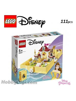 LEGO Disney 43177: Belle's Storybook Adventures