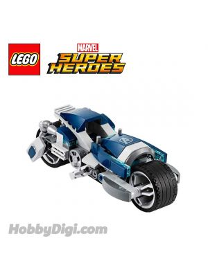 LEGO Loose Machine Marvel : Avengers Speeder Bike