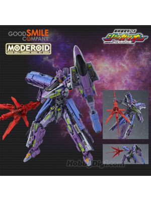 Good Smile Moderoid Model Kit - Shinkalion 500 TYPE EVA