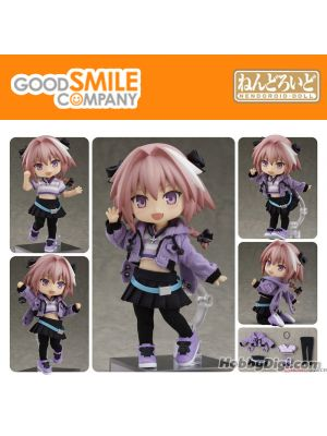 "Good Smile GSC 黏土娃 - ""黑""之Rider 便服Ver.《Fate/Apocrypha》"