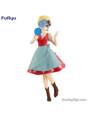 FuRyu Figure - Rem (House Of Candy ver.)