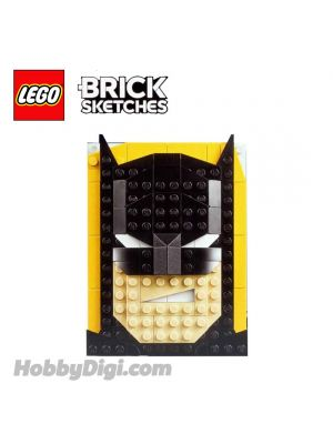 LEGO Brick Sketches 40386 : Batman