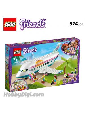 LEGO Friends 41429 : Heartlake City Airplane (Imperfect Outbox)