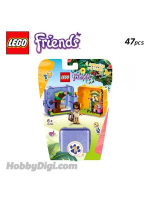 LEGO Friends 41434 : Andreas Jungle Cube – Observation Station