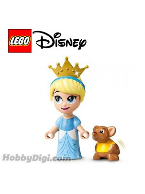 LEGO Loose Minifigure and Accessories Disney : Cinderella with Gus