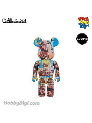 Medicom Toy Be@Rbrick - Jean-Michel Basquiat 1000%