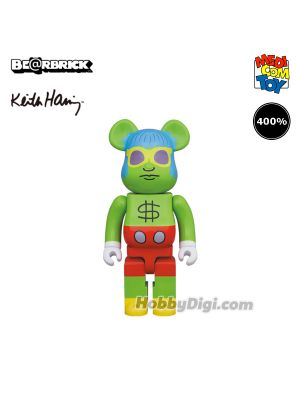 Medicom Toy Be@Rbrick - Andy Mouse 400%