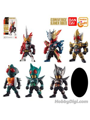 Bandai Candy - Converge Kamen Rider Vol.19 (Box of 10)