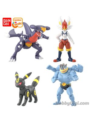 Bandai Candy - Shodo Pokemon Vol.4 (Set of 5)