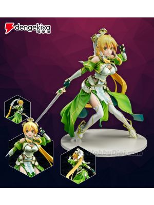 Genco Dengekiya Limited 1/8 PVC Figure - The Land Goddess Terraria Leafa
