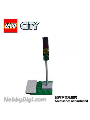LEGO Loose Accessories City : Traffic Lights