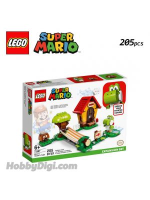 LEGO Mario 71367 : Mario's House & Yoshi Expansion Set