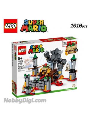 LEGO Super Mario 71369 : Bowser's Castle Boss Battle