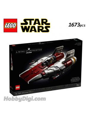 LEGO Star Wars 75275 : A-wing Starfighter