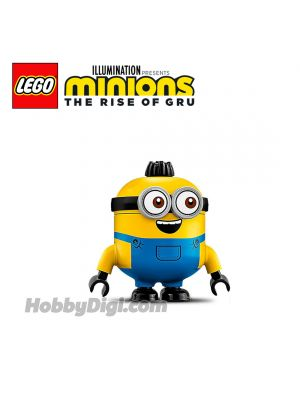 LEGO Loose Minifigure Minions : Otto with smiley face