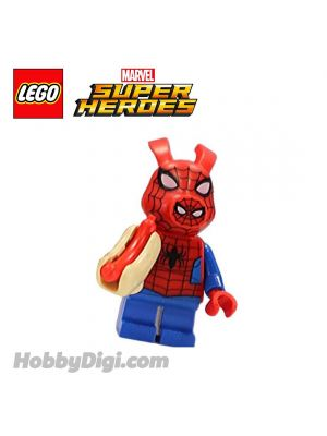 LEGO Loose Minifigure Marvel : Spider-Ham