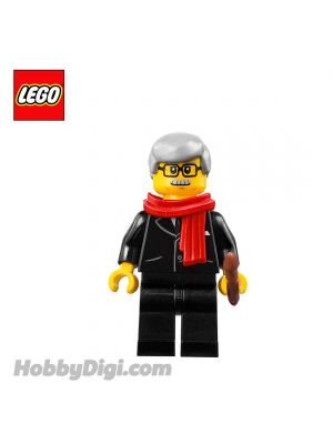 LEGO Loose Minifigure Seasonal : Paintbrush Man with Calligraphy Brush