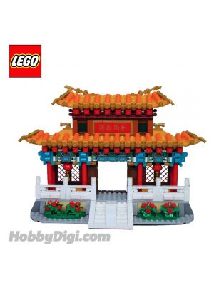 LEGO Loose Decoration Seasonal : Chinese temple