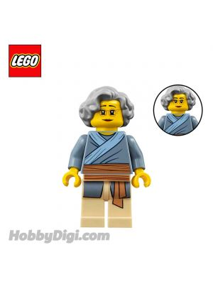 LEGO Loose Minifigure Seasonal : Chinese Grandma