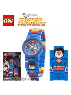 LEGO DC Comics Super Heroes 8021575 : Superman Link Watch 2019