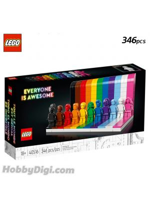 LEGO 40516 : Everyone is awesome  (Miscellaneous)