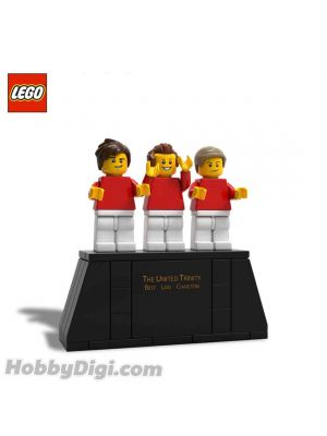 LEGO Exclusive 6322501 Old Trafford (Manchester United) : The United Trinity