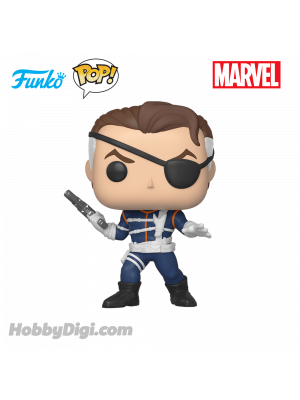 Funko Pop! Heroes系列 528 尼克·福瑞Nick Fury《Marvel Comics》
