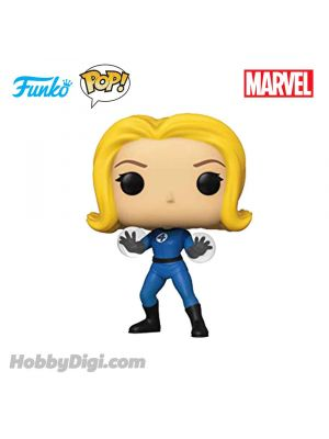 Funko Pop! Heroes 系列 558 : 隱形女俠 Invisible Girl 《Marvel Comics》