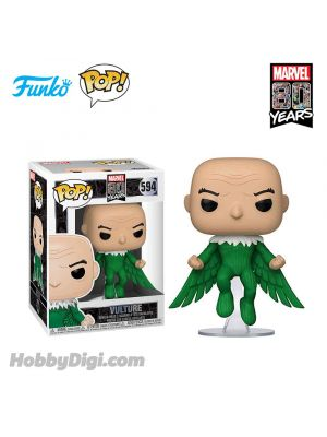 Funko Pop! Heroes 系列  594 : 禿鷹 Vulture 《80th-Marvel 》