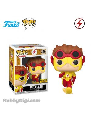 Funko Pop! Heroes 系列 320 : 閃電小子 Kid Flash《DC Comics》