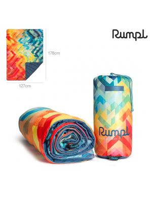 Rumpl 便攜式戶外露營毯 Original Printed Puffy Blanket (Geo)