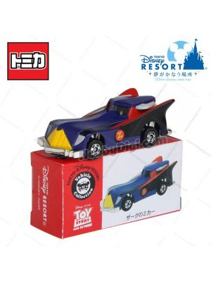 Tomica Tokyo Disney Resort Limited Diecast Model Car - Z Katomika of Zak