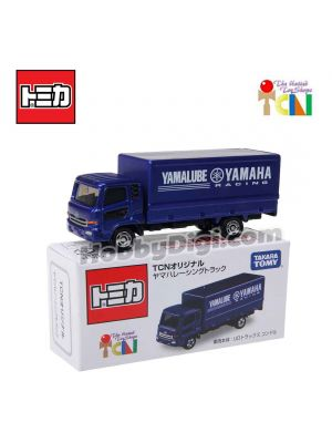 Tomica Japan Limited Edition Diecast Model Car - TCN Original Tomica Yamaha Racing Truck