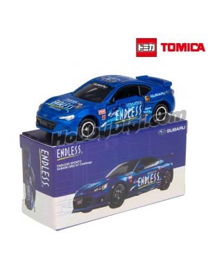 Tomica Second Creation Model Car - Endless Sport Subaru BRZ GT Challenge