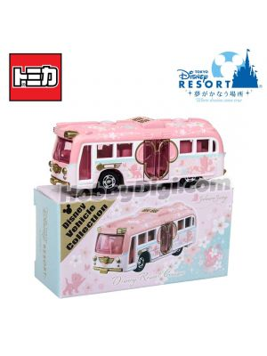 Tomica Tokyo Disney Resort Limited Diecast Model Car - Sakura Sway Disney Resort Cruiser