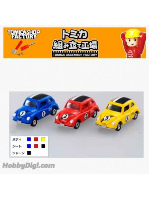 Tomica Assembly Factory Exclusive Diecast 2nd - Subaru 360
