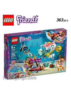 LEGO Friends 41378: Dolphins Rescue Mission