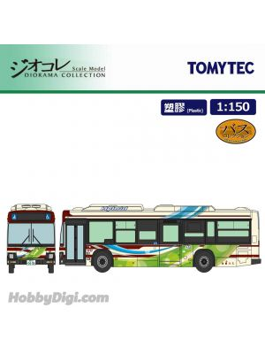 TOMYTEC Diorama Collection 1:150 Model Car - JB076 Kyoto bus