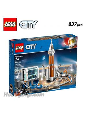 LEGO City 60228: Deep Space Rocket and Launch Control