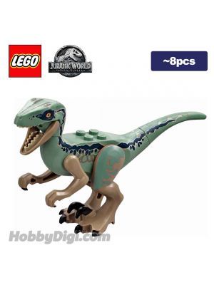 LEGO Loose Accessories Jurassic World: Blue